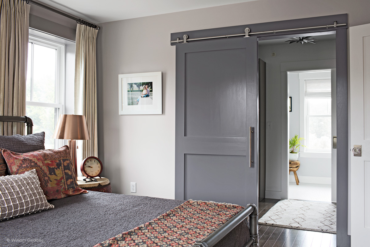 Superb Whether It Is A Sliding Barn Door In The Bedroom, Or A Pocket Door In The  Bathroom, Choosing Different Applications For Your Doors Throughout The  Home Can ...