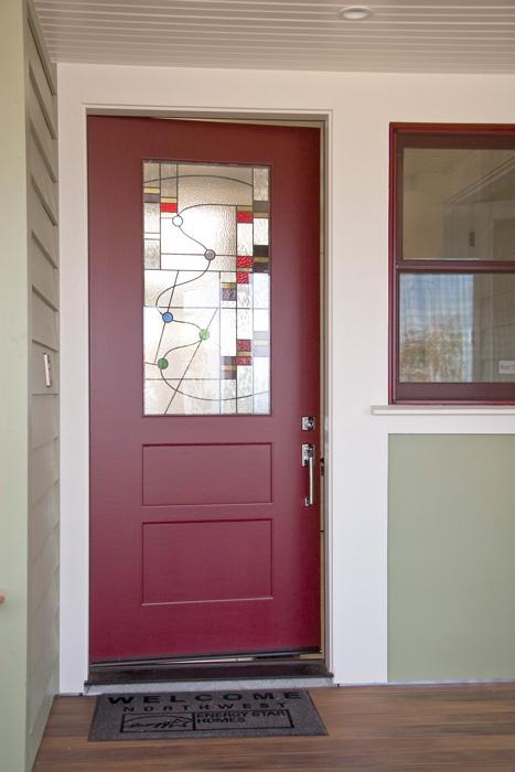 Doors doormerica imp simpsonmastermark summit for Simpson doors glass