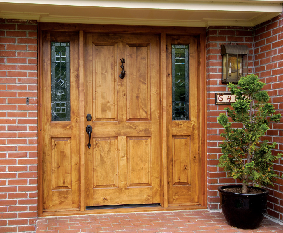 Front Door With Sidelights Repairs Ny: Door Idea Gallery