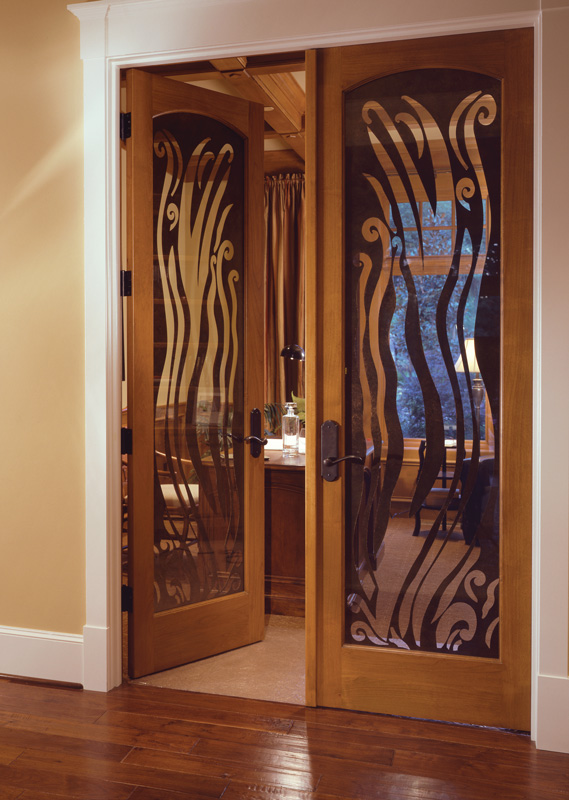 Interior Door Design Gallery Interior Door Ideas