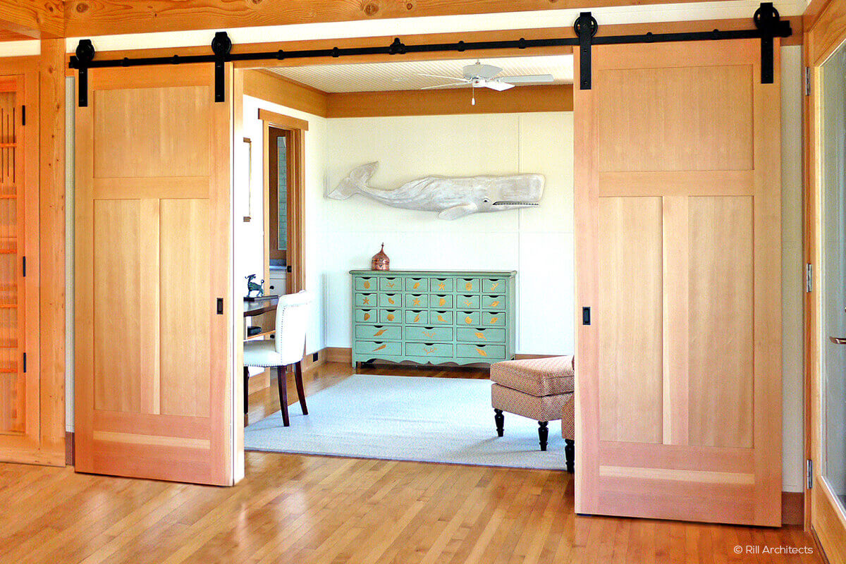 Barn door design gallery barn door ideas simpson doors for The barn door company