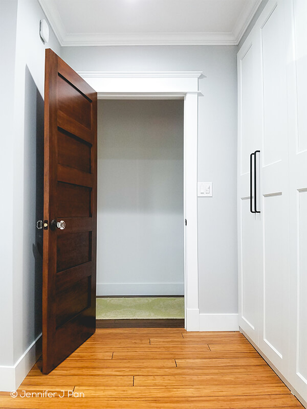 ... Interior wood panel door ... & Door Idea Gallery | Door Designs | Simpson Doors