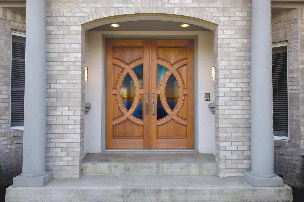 Front Elevation Door Design : Front door design gallery ideas simpson doors