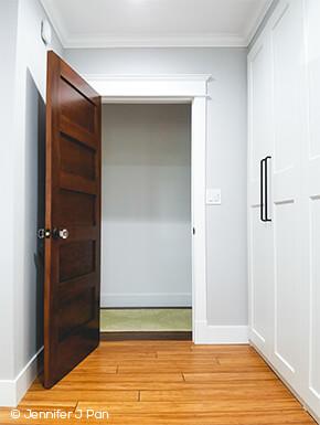 Perfect ... Interior Wood Panel Door ...