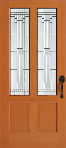 6574 & Builderu0027s Advantage Series | Simpson Door Company