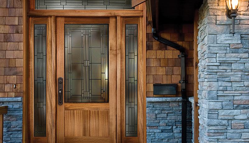Builder 39 s advantage series simpson door company for Simpson doors