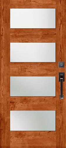 Contemporary Exterior Doors Modern Front Doors Simpson Doors