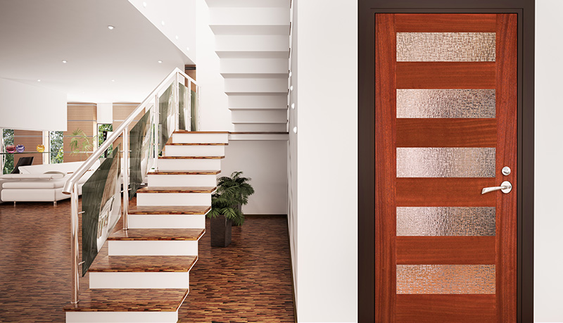 Contemporary door for Big entrance door