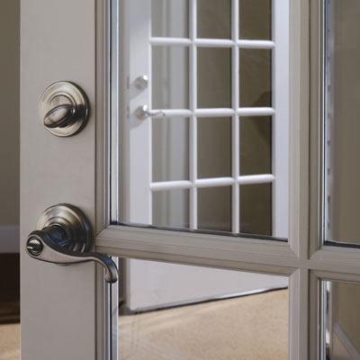 Exterior French Sash Doors Detail