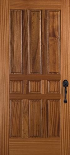 4073 & Mastermark Collection Wood Doors | Simpson Door Company