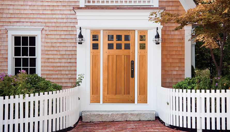 Nantucket Collection Wood Doors | Simpson Door Company