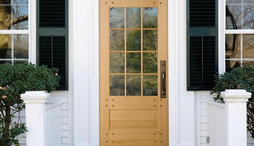 Simpsons Entry Doors & Simpson Craftsman Door Front