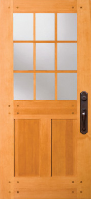 Nantucket Collection Wood Doors Simpson Door Company