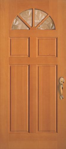 7120 & Traditional Exterior Wood Doors | Simpson Doors