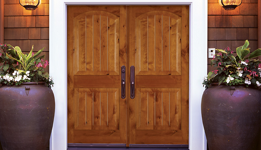 Traditional Exterior Wood Doors | Simpson Doors