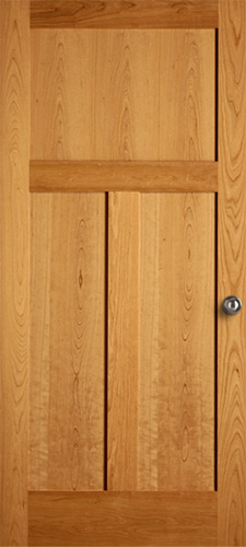Fire rated wood doors simpson door company 9360 shaker fp shown in cherry planetlyrics Image collections