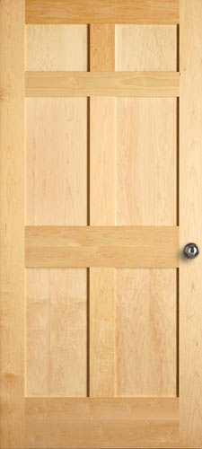 Fire rated wood doors simpson door company for All wood interior doors