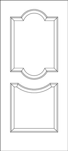 87534  sc 1 st  Simpson Doors & Ovation Layered Panel Doors   MDF Panel Doors   Simpson Doors pezcame.com