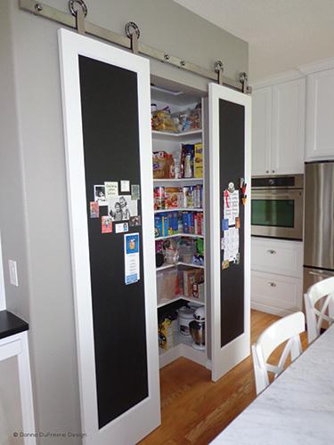 Pantry Doors Custom Kitchen