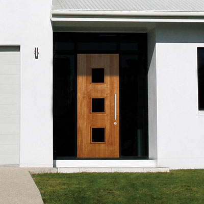 Great View More Contemporary Exterior Doors