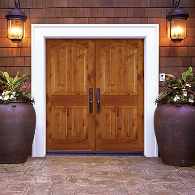 View More Traditional Exterior Doors