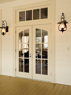 New doors from simpson browse door types styles - How wide are exterior french doors ...