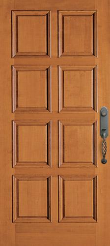 3010. Colonial VIII & Exterior Decorative Doors | Simpson Door Company