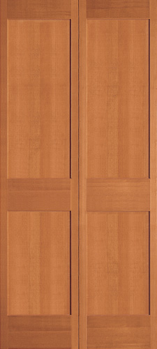 702 Shaker Bifold. SERIES: Bifold Doors