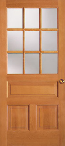 Upgrade to include UltraBlock technology featuring a composite block in the bottom of the stiles where water infiltration can occur. & New Doors from Simpson | Browse Door Types and Styles