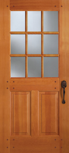 New doors from simpson browse door types and styles for Stile architettonico nantucket