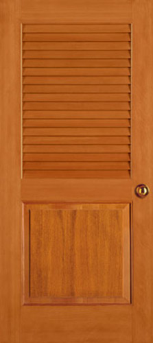 8483 Plantation Louver Doors
