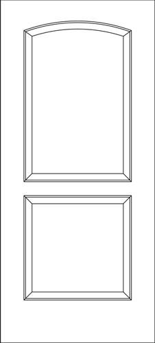 87202 Ovation - 2 Panel