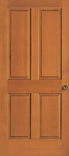 Find Fire-Rated Wood Doors | Simpson Door Company