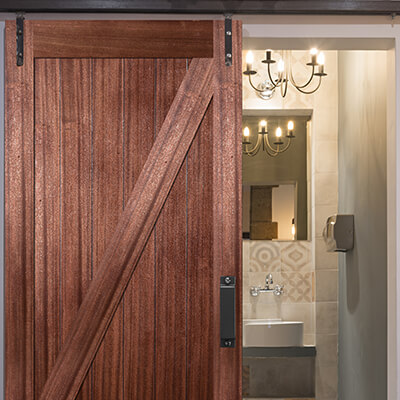 Interior doors simpson doors for Hardwood interior doors