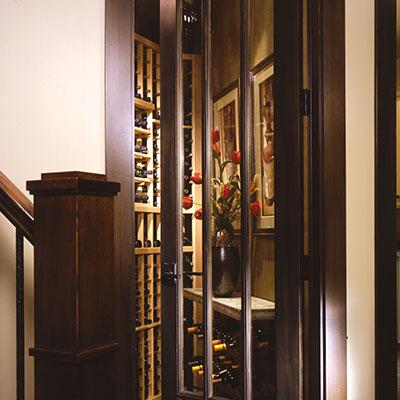Interior Wood Panel U0026 Bifold Doors
