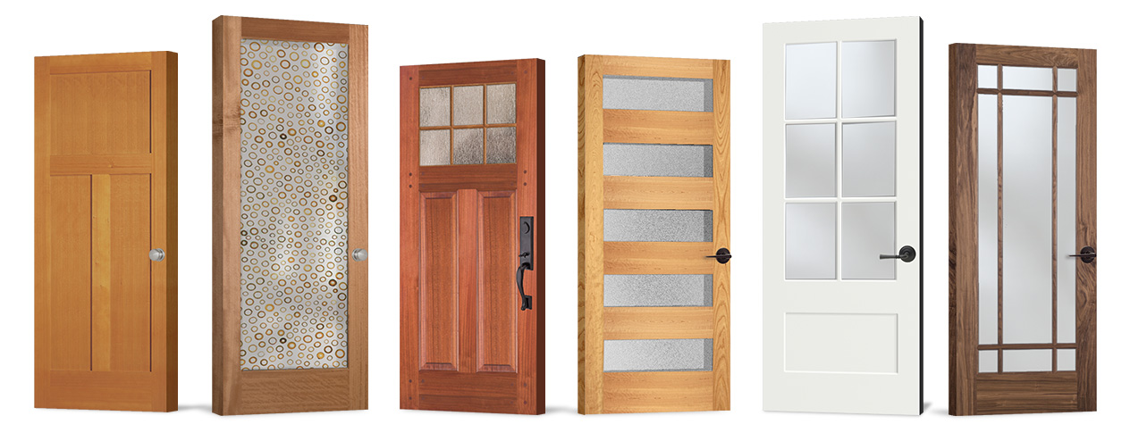 How to order a wood door simpson door company for Door companies