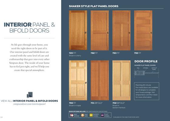 sc 1 st  Simpson Door & Simpson Door Literature u0026 Catalogs