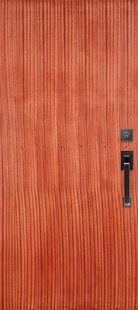 Sapele Mahogany & Personalize Your Contemporary Flush Door | Simpson Door Co.