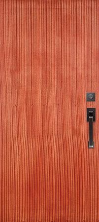 Sapele Mahogany & Personalize Your Contemporary Flush Door | Simpson Door Co.