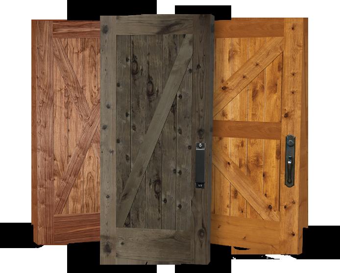 Exterior Interior Wood Doors The Simpson Advantage