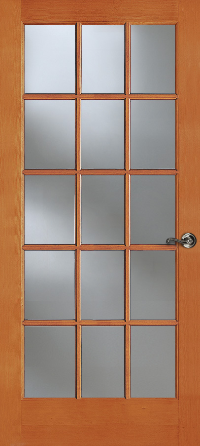 Simpson Introduces Simulated Divided Lite Doors