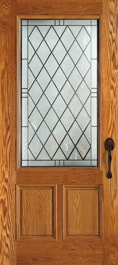 Five Panel Interior Door